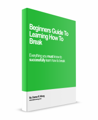Download this [FREE] guide to discover 4 misconceptions about learning how to break, 4 mistakes to avoid when choosing a teacher, and 4 steps to start Breakin'.