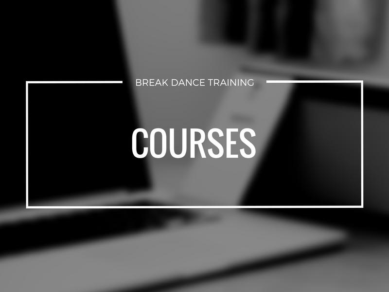 How To Break Dance Courses | Darren R. Wong