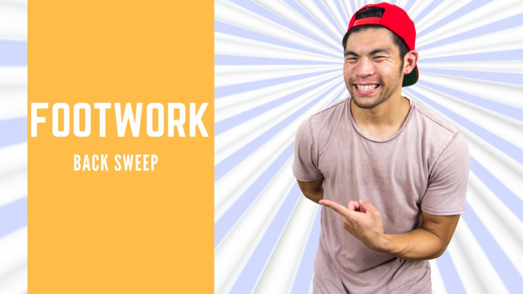 [ Break Dance Tutorial ] How To Break Dance: Footwork - Back Sweeps