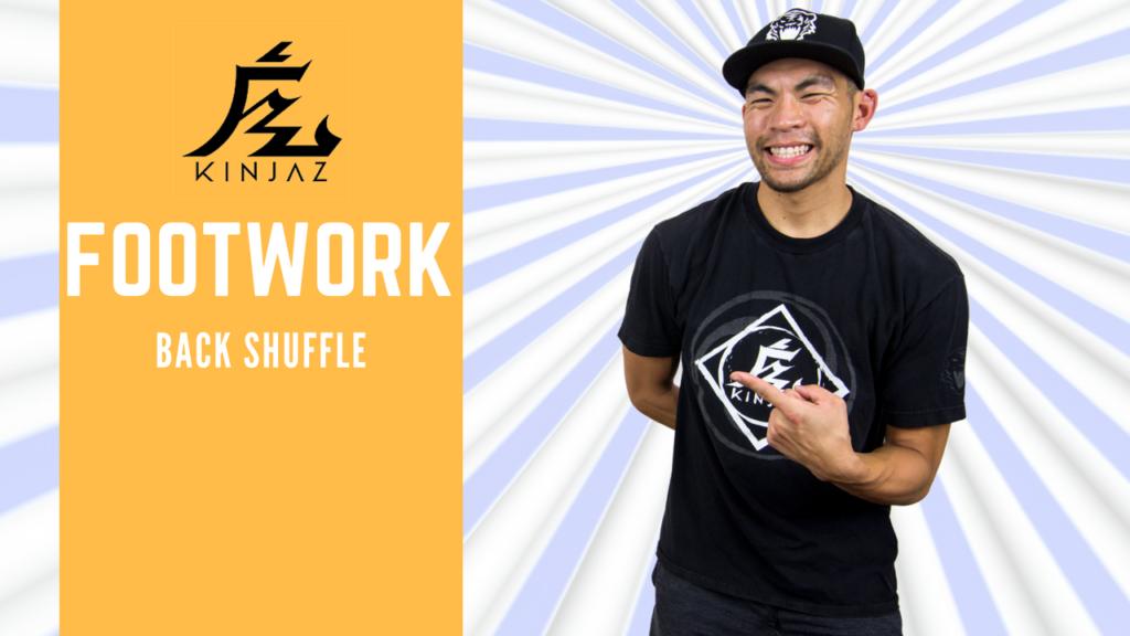 [Break Dance Tutorial] How To Breakdance: Footwork - Back Shuffle