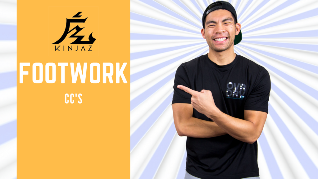 [Break Dance Tutorial] How To Breakdance: Footwork - CC's
