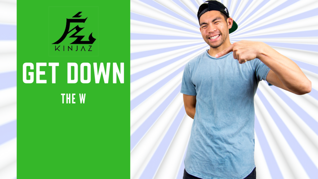 [Break Dance Tutorial] How To Breakdance: Get Down - The W