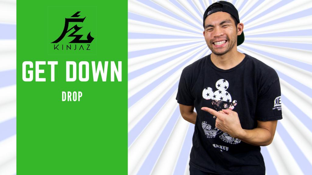 [Break Dance Tutorial] How To Breakdance: Get Down - Drop