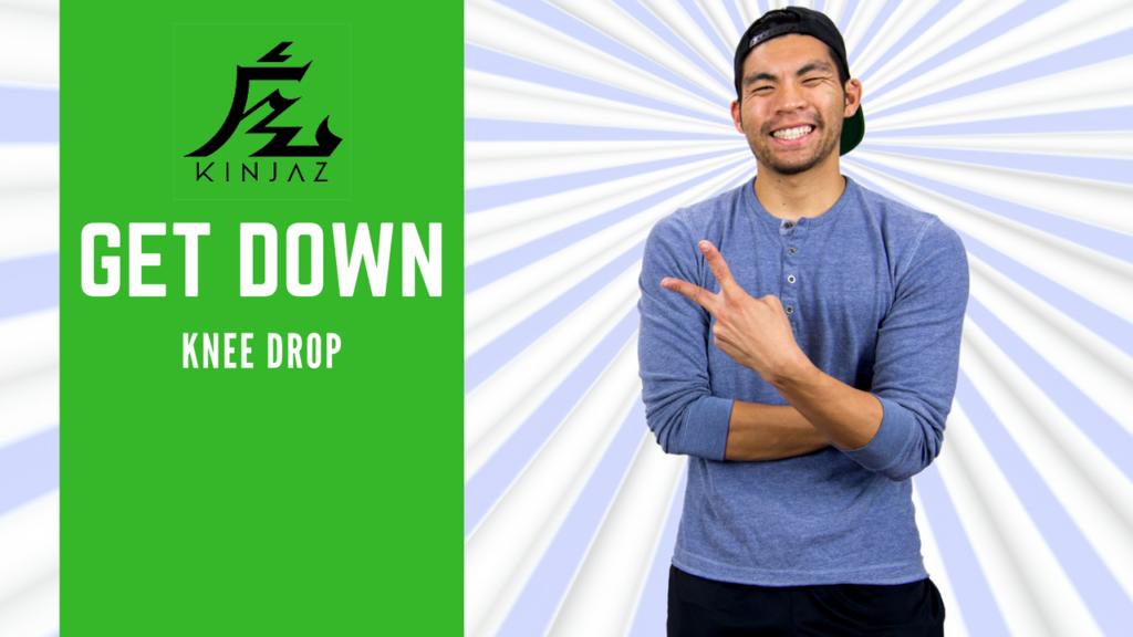 [Break Dance Tutorial] How To Breakdance: Get Down - Knee Drop