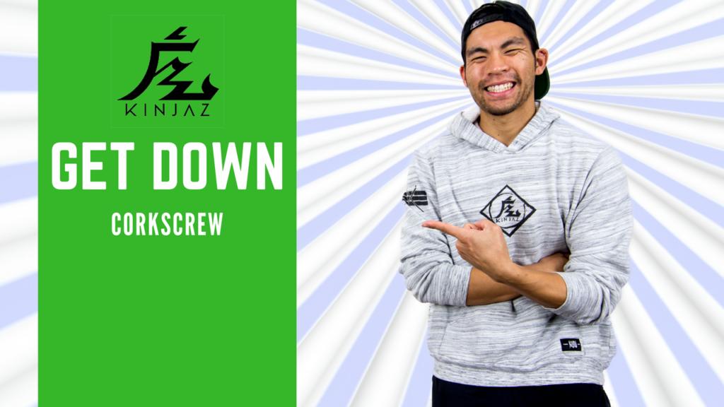[Break Dance Tutorial] How To Breakdance: Get Down - Corkscrew