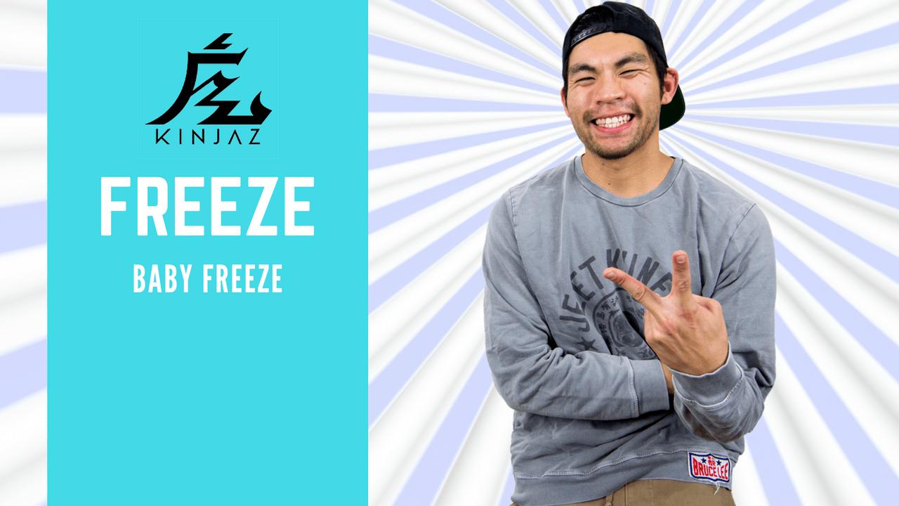 [Break Dance Tutorial] How To Breakdance: Freeze - Baby Freeze
