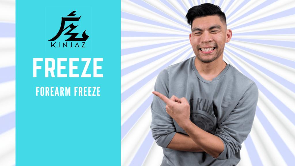 [Break Dance Tutorial] How To Breakdance: Freeze - Forearm Freeze